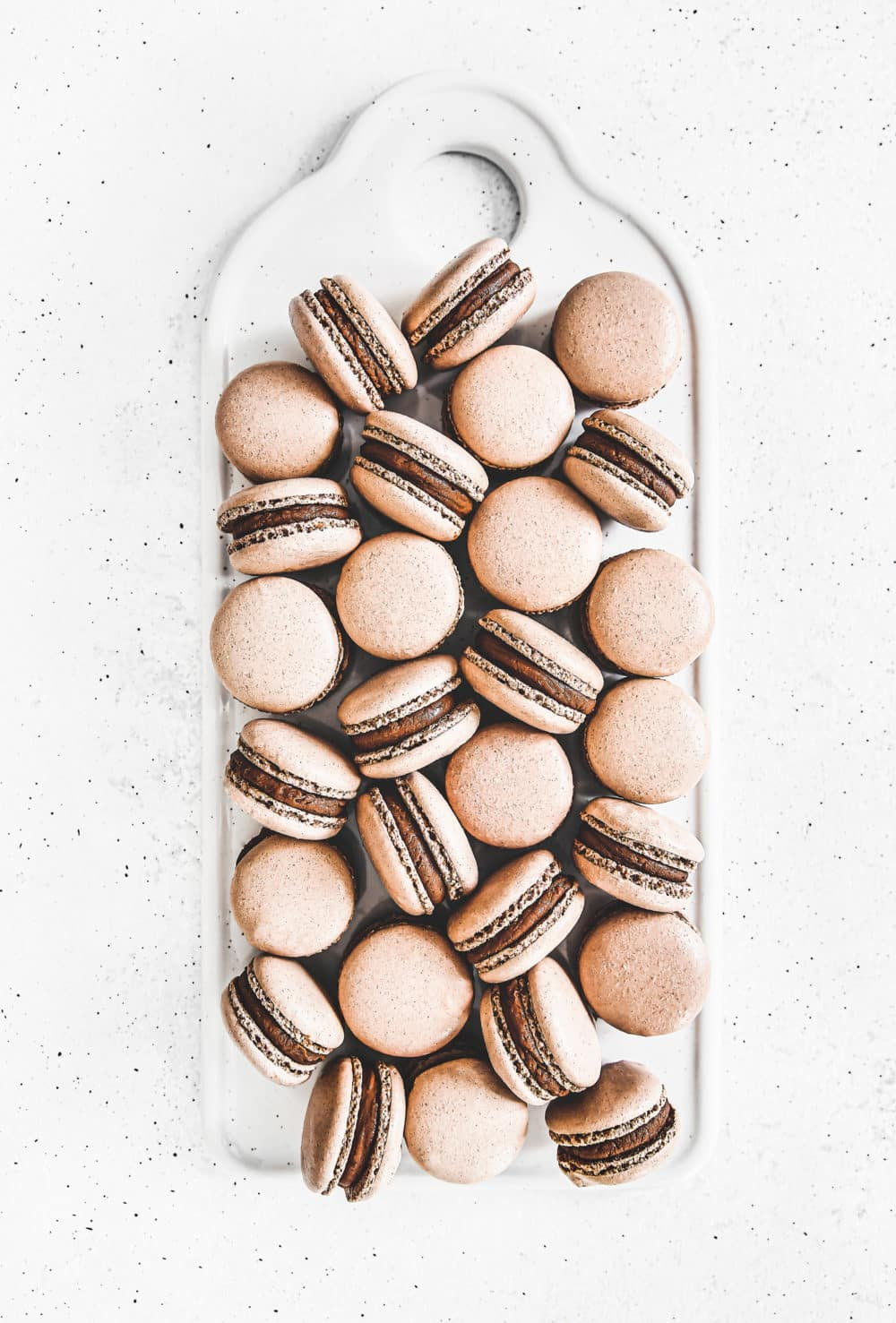 The best chocolate macarons recipe
