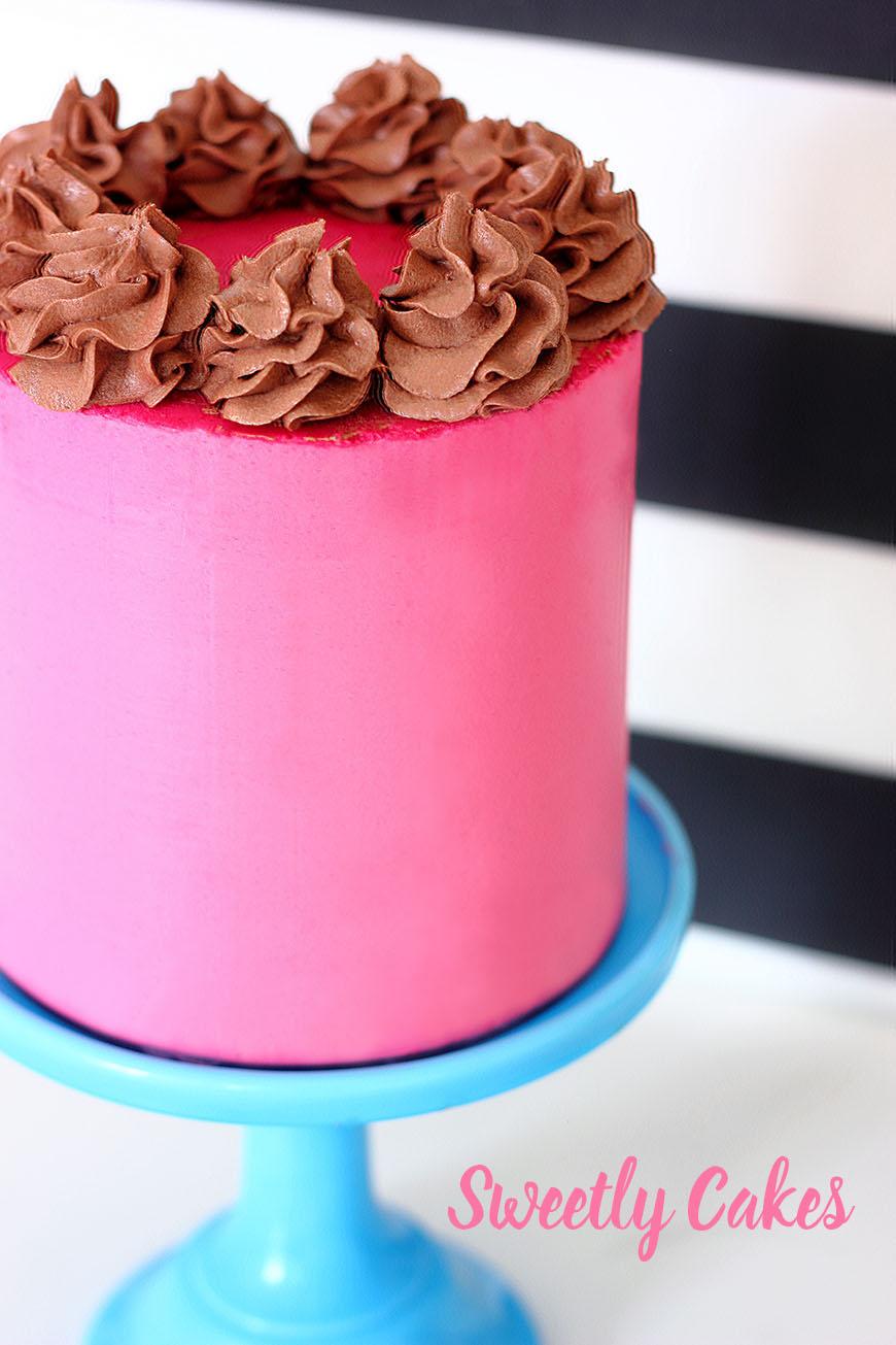 Layer Cake Deco Framboise