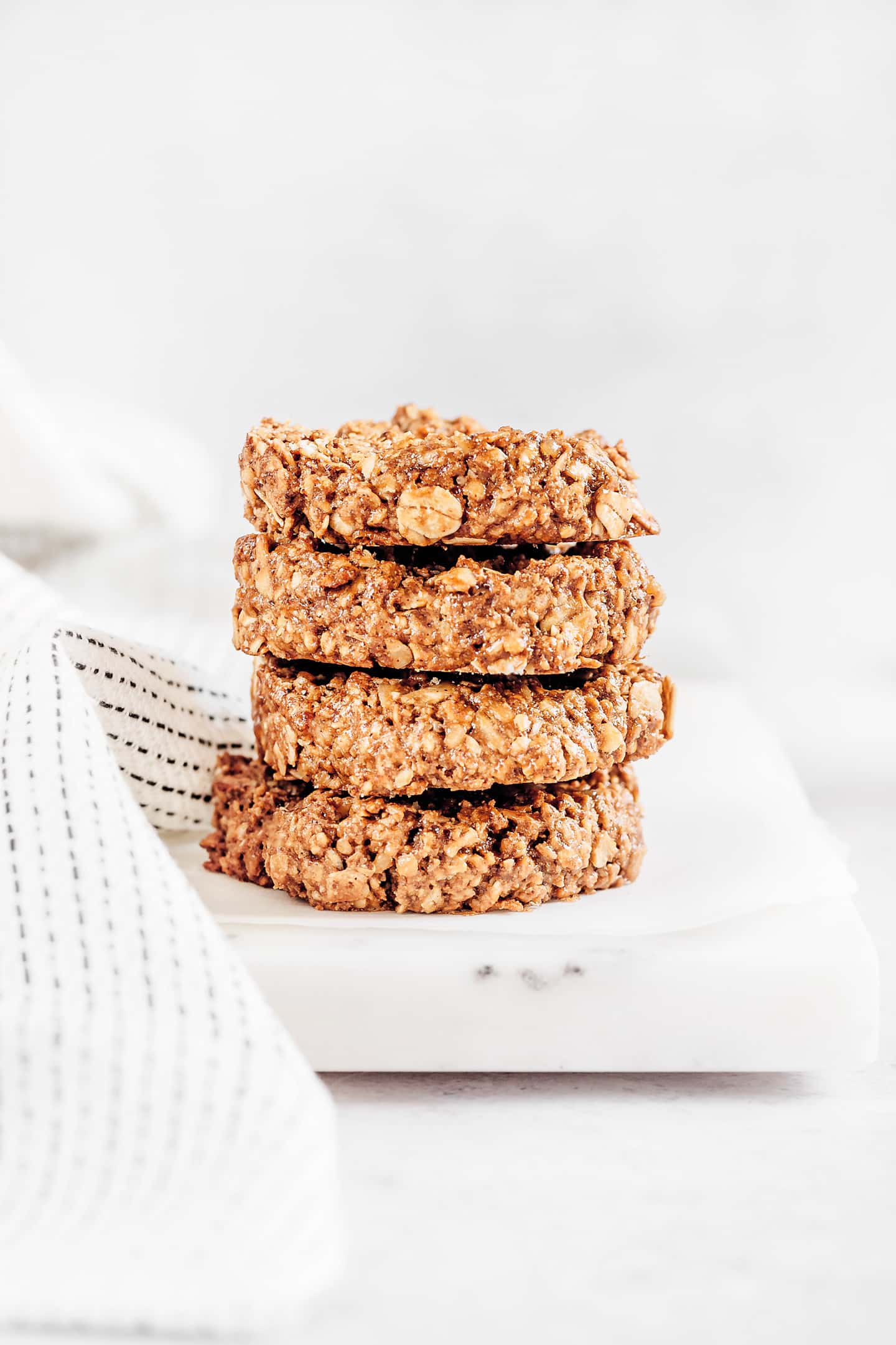 Comment faire des biscuits healthy aux flocons d'avoine