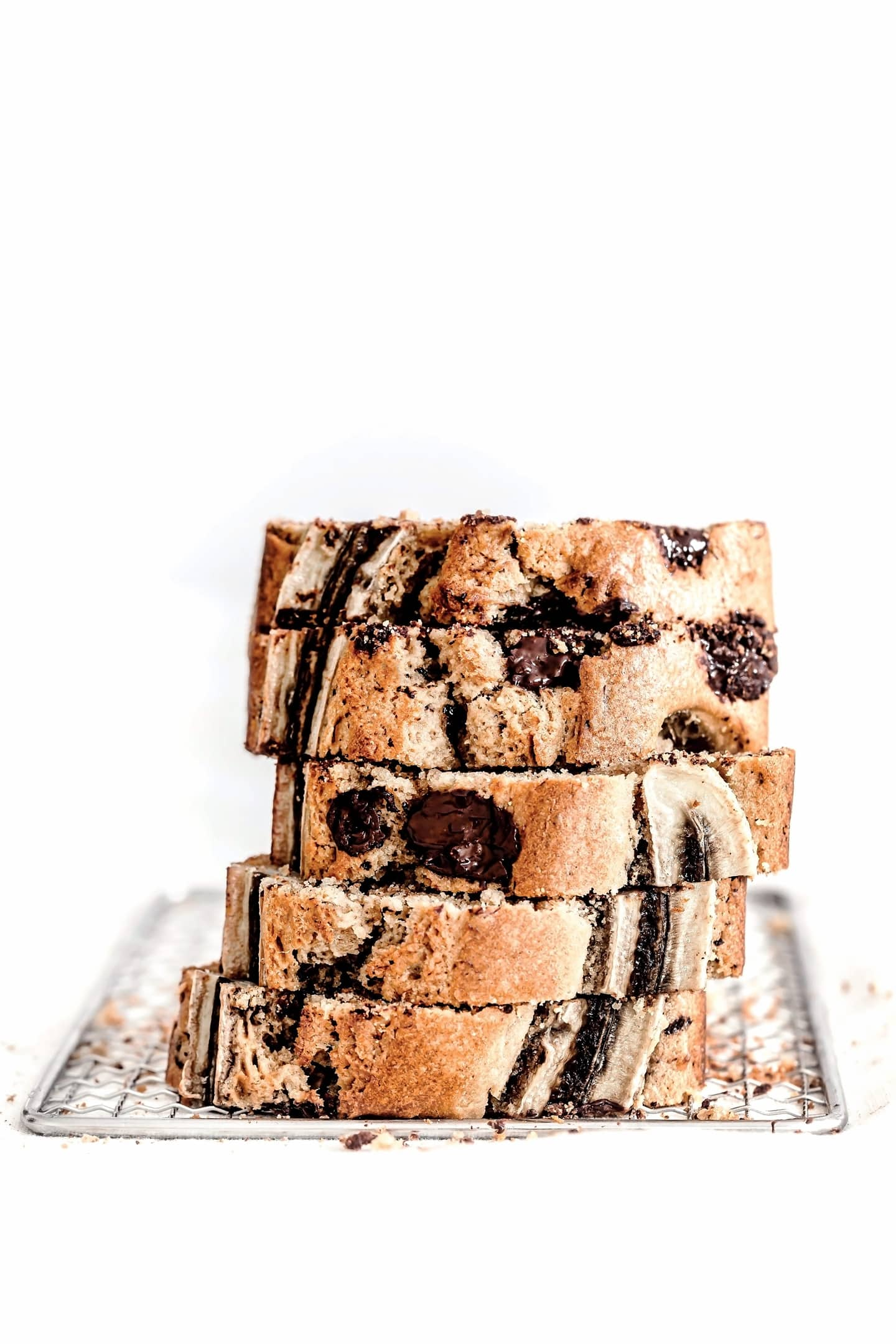 Best banana bread recipe with chocolate chip