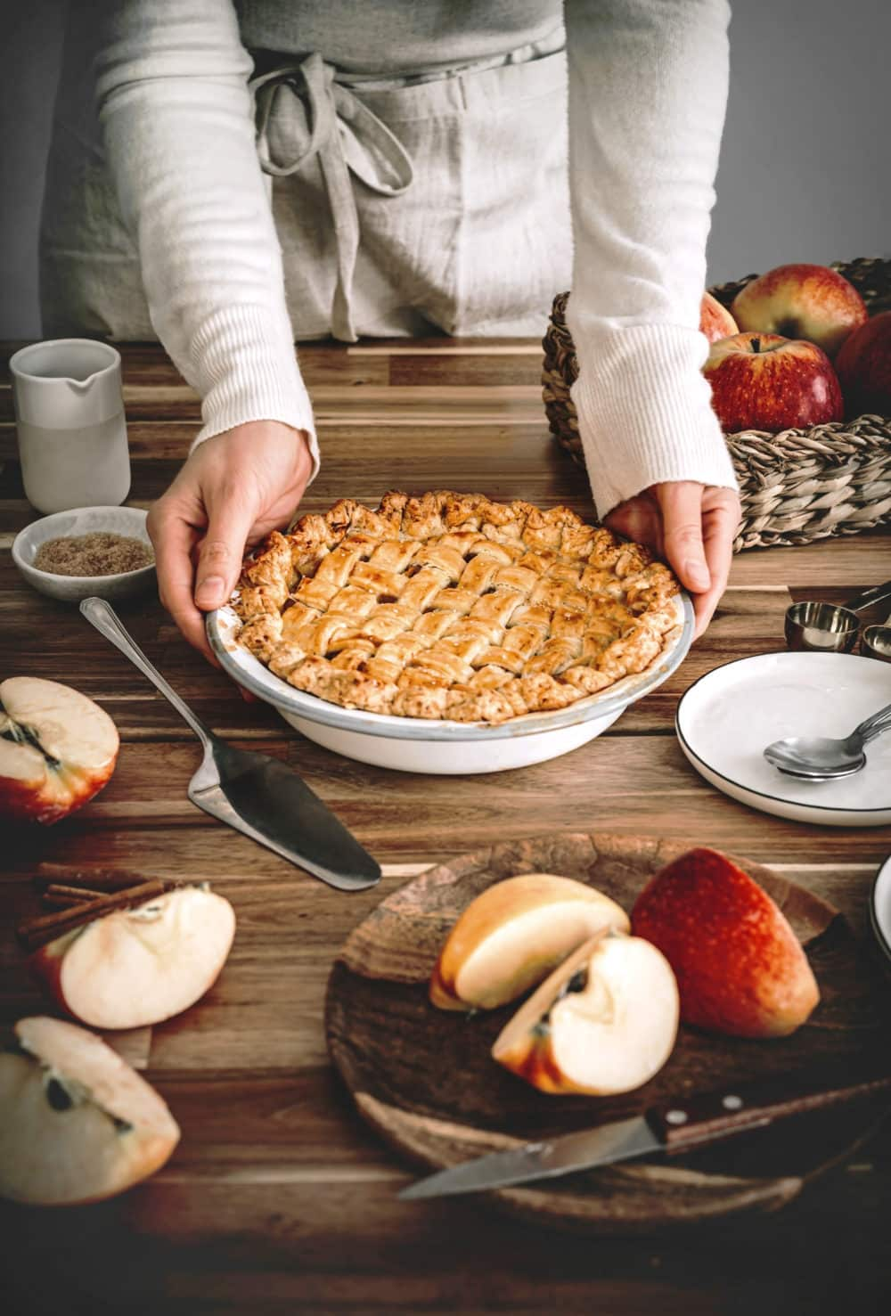 The classic apple pie recipe