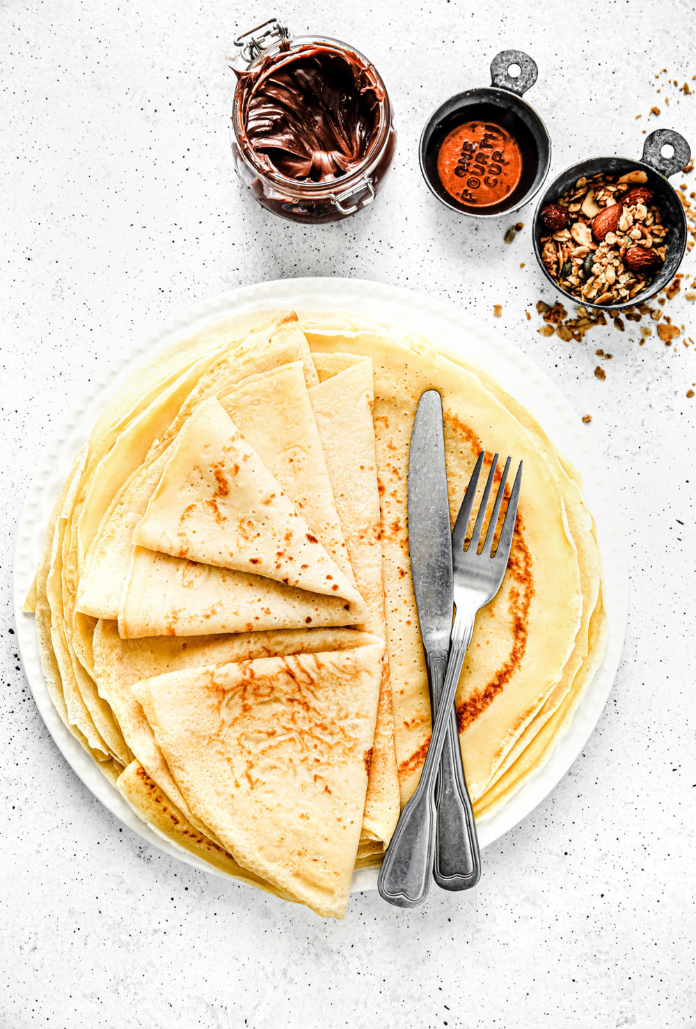 Easy simply crepes recipe